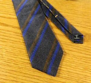 Robert Talbott Estate Men's Tie 100% Silk Hand Sewn Finest Silk  NWOT S-#141