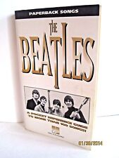 The Beatles: A Pocket Reference Guide by Paperback Songs