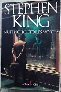 THRILLER FANTASTIQUE DE STEPHEN KING : NUIT NOIRE , ETOILES MORTES