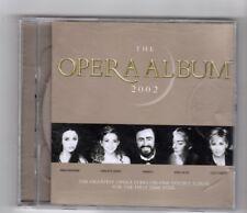 (HX435) The Opera Album 2002, 39 tracks various artists - 2001 CD