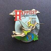 Disneyland Happiest Memories on Earth Collection - Tinker Bell Disney Pin 74742
