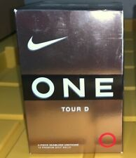 Nike One Tour D Golf Balls - 12 Balls Dozen DZN