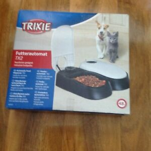TRIXIE 24372 Tx2 Automatic Pet Food Dispenser