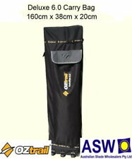 Oztrail 6m x 3m DELUXE 6.0 GAZEBO CARRY BAG 160cm x 38cm x 20cm + Front Pocket