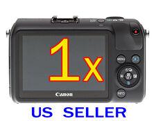 1x Clear LCD Screen Protector Guard Shield Film For Canon EOS M2 / EOS M Ca