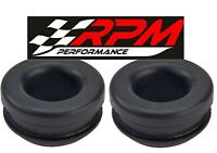 Rubber PCV Breather Grommets For Aluminum Valve Covers (2) SBC BBC SBF 350 A97