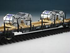 """DUHA 11318 A - Aluminium Blechrollen """"Alcoa"""" (Spur H0)"""