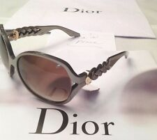 CHRISTIAN DIOR VIRE VOLTE D9GDB 59 SHINY GREY LIMITED EDITION LARGE SUNGLASS