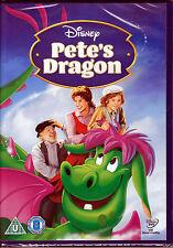 Petes Dragon (1977) Pete's Dragon New & Sealed Disney UK R2 DVD