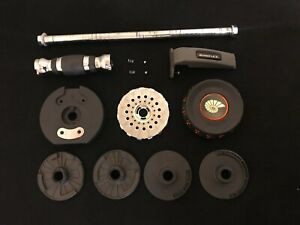 SERIES 1 ONLY - Bowflex Nautilus 552 Dumbbells Replacement Handle Parts Discs