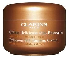 Clarins Delicious Self Tanning Cream for Unisex-4.5-Ounce