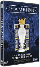 Leicester City FC: Premier League Champions - 2015/16 Official Season Review DVD