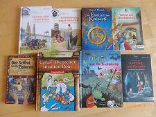 8 Bücher für Jungs (10 - 14 Jahre) Thema: Mittelalter