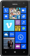 Nokia Lumia 625 - 8GB - Black (Vodafone) Smartphone - Locked to Vodafone