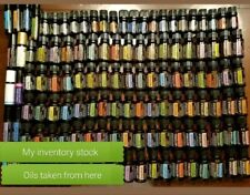 DoTERRA Every OiL KiT ☆70 OiLs TOTAL ☆1ml boTTleS + FREE 15ml PURIFY & NECKLACE