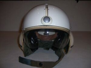 Single Visor Flight Helmet size Medium Gentex hgu39 au S