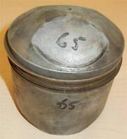 1956-1959 Matchless G80CS 500cc USED 86mm +.030 bore MC Supply piston + rings-65