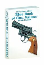 38th Edition Blue Book of Gun Values Free Shipping