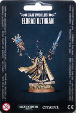 Warhammer 40K - Craftworlds Eldrad Ulthran - NEW / FREE SHIPPING (USA)