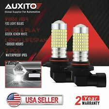 AUXITO 9006 HB4 LED Fog Light Bulbs 6000K for Toyota Tundra 2000 2002 2004 2006