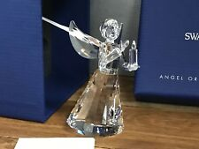 Swarovski Figurine 5269374 Christmas Angel 2017 Ornament 8 Cm. Product