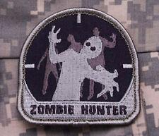Mil-Spec Monkey Zombie Hunter Morale Patch ACU-B Hook Back