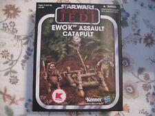 STAR WARS RETURN OF THE JEDI EWOK ASSAULT CATAPULT K-MART EXCLUSIVE