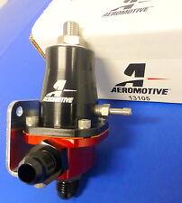 Aeromotive 13105 Compact Fuel Pressure Regulator EFI 30-70 PSI Adjustable -6 AN