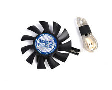 PcCooler 6010 3 PIN 58x58x12mm 12v VGA Video Graphics Card Cooling Fan & Screws