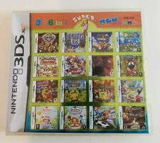 366 in 1 NES Games multigame for Nintendo 3DS Pokemon Mario Yoshi Fast Shipping