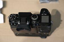 Fujifilm Fuji X-H1, Fuji Battery Grip, 4 OEM batteries, 2 3rd party batteries.