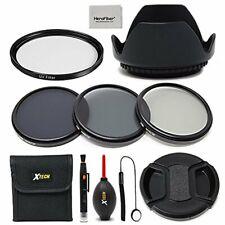 Xtech 72mm Accessories Kit f/ NIKON AF-S Nikkor 24-85mm F3.5-4.5G ED VR