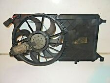 FORD FOCUS / C MAX MK1 03-10 RADIATOR FAN AND COWLING WITH MODULE 3M51-8C607 RD
