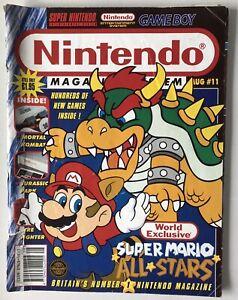 Nintendo Magazine System Issue #11 Magazine August 1993