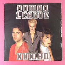 Human League - Human - Virgin VS-880 Ex Condition