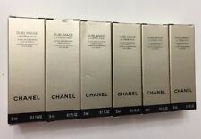 6✖Chanel Sublimage La Creme YEUX ULTIMATE REGENERATION EYE CREAM~3ML EACH ✨Lots