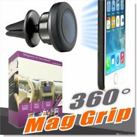 SUPPORT UNIVERSEL AIMANT MAGNETIQUE VOITURE SMARTPHONE TELEPHONE IPHONE SAMSUNG.