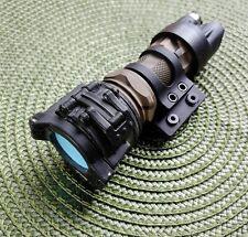 Solarforce L2M Custom keymod weapon light P60 surefire filter switch cerakote
