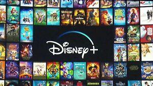 Disney plus Full HD. 4K. 1 Year Premium subscription