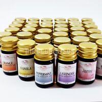 NEW Pure Aroma Fragrance Essential Oil 5ML. CC Spa Diffuser Burner Therapy T0136