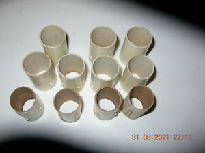 12 Light Bulb Sleeves for giving Chandeliers the Wax Candle Effect.