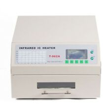 T962A Infrared Smd Bga Ic Heater Automatic Reflow Oven Soldering Area Updated