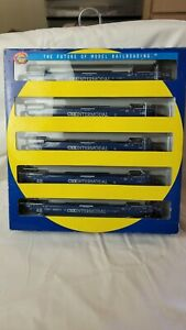 Athearn RTR CSX Gunderson Maxi III Double Stack 48' 5 Unit Well Car #620314