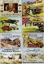 Whiskey Breweriana Advertising Signs
