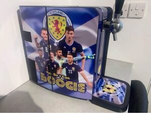 PD Perfect Draft Scotland Euro Yes Sir I Can Boogie Wrap Skin mancave pub shed