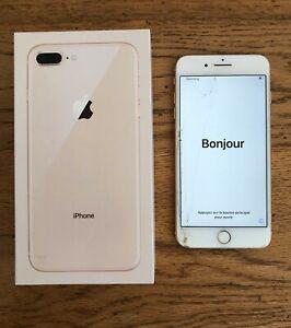 Apple iPhone 8 Plus  256GB Smartphone (Unlocked) - Gold
