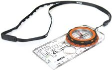 Silva Explorer Pro Night Use Compass Scale Lanyard, Made in the USA, SV544906
