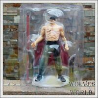 Hot One Piece White Beard Edward Newgate 35cm PVC Action Figure Statue Model