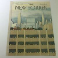 COVER ONLY - The New Yorker Magazine October 8 1984 - Charles E. Martin