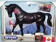 Breyer Model Horses Dark Bay Warmblood Horse from RCMP Musical Ride